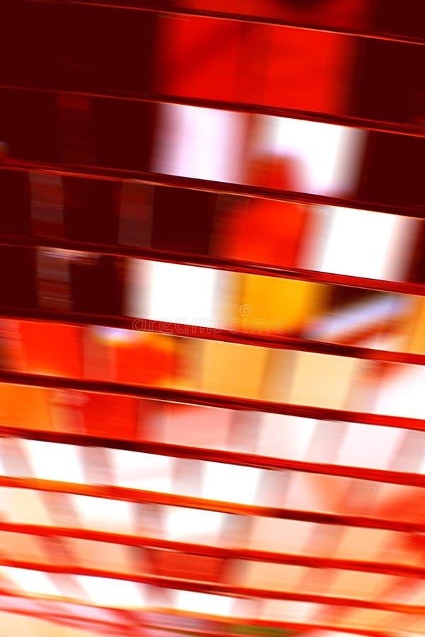 De kleurrijke Bal van de Disco in Motie royalty-vrije stock afbeelding