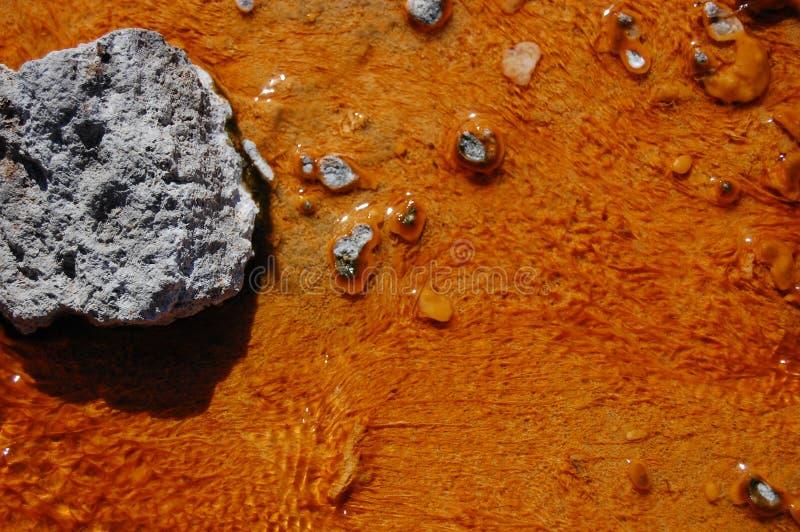 De kleurrijke Geologie stock afbeelding