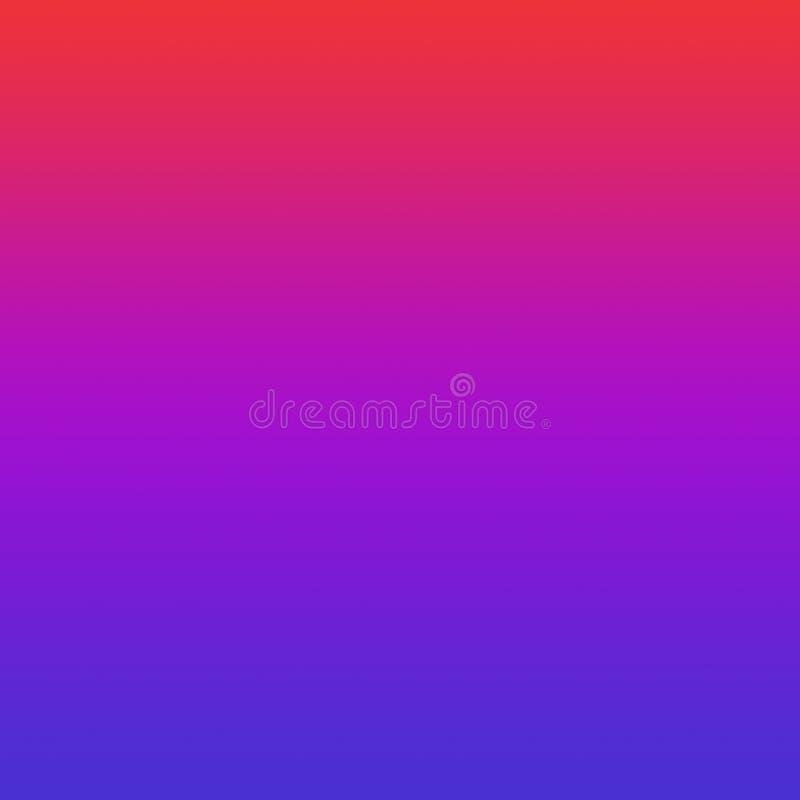 De kleurrijke Purpere Gradiënt Achtergrond van Ombre royalty-vrije illustratie
