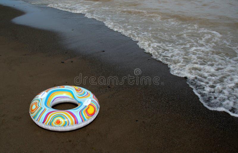 De kleurrijke Ring van de Vlotter royalty-vrije stock fotografie