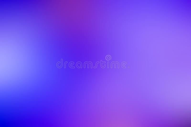 De kleurrijke vlotte achtergrond van de draai purpere en roze textuur Mooie blauw en het viooltje gradien royalty-vrije illustratie