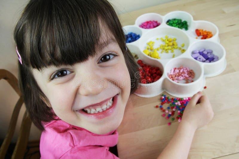 De kleuterschool van Montessori royalty-vrije stock foto
