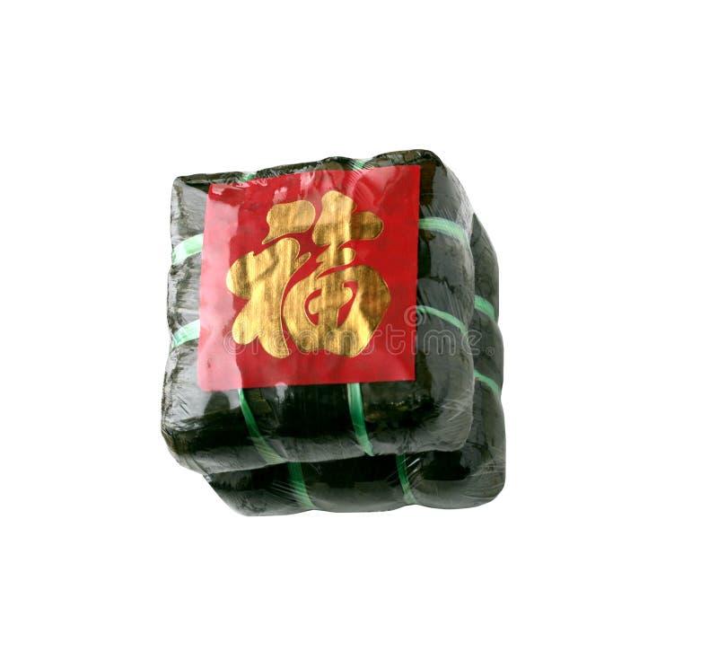 De kleverige Cake van de Rijst royalty-vrije stock fotografie