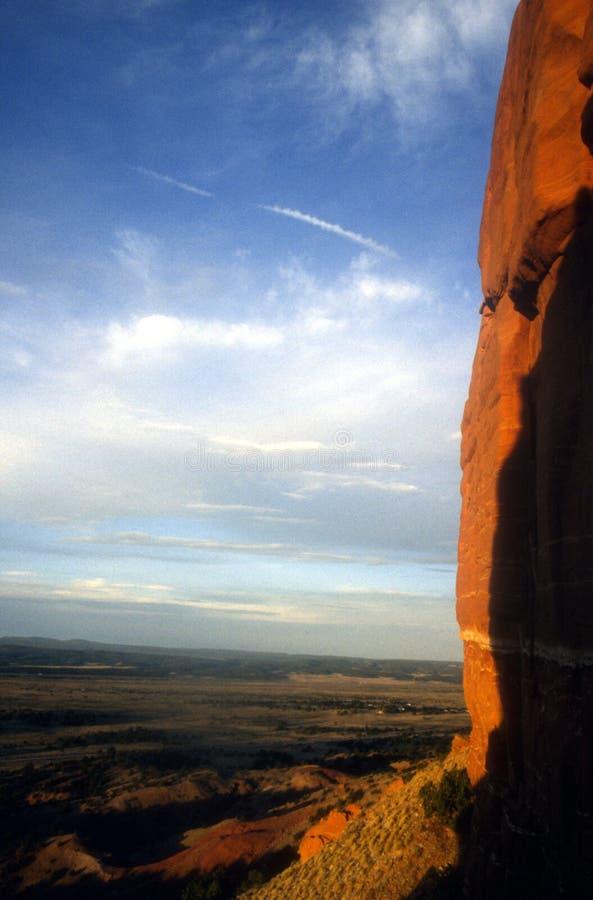 De Klippen van New Mexico royalty-vrije stock foto's