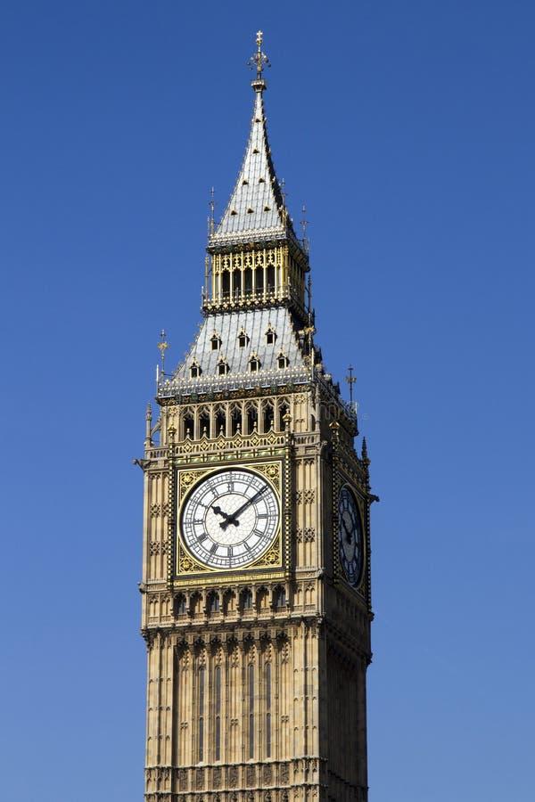 De klok van de Big Ben stock foto