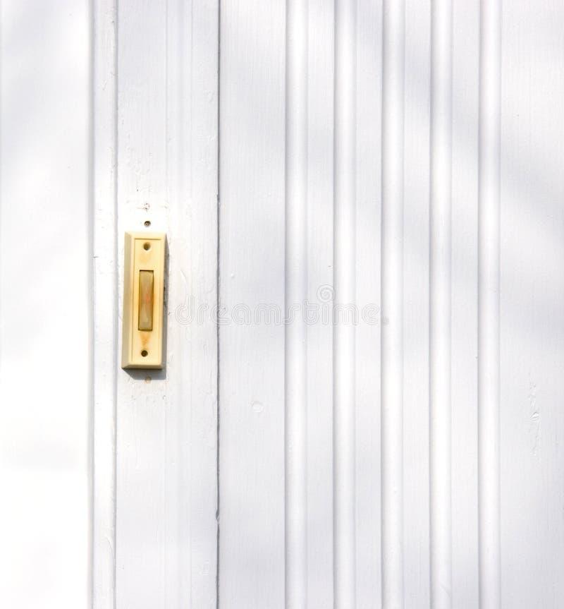 De Klok van de deur stock fotografie