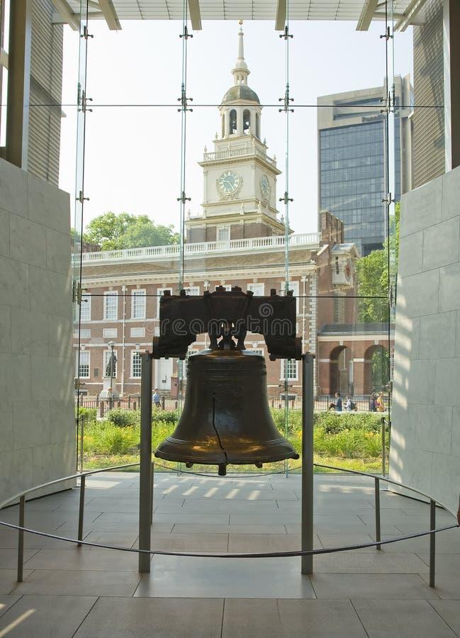 De Klok van de vrijheid royalty-vrije stock afbeeldingen