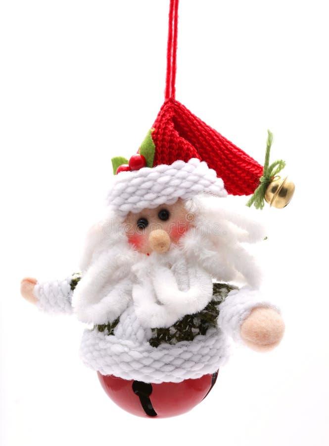 De Klok van Santas royalty-vrije stock fotografie