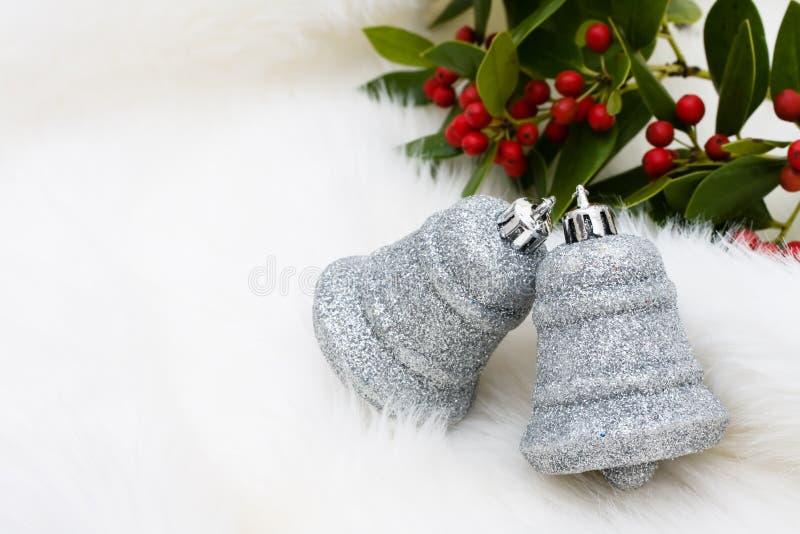 De Klokken van Kerstmis royalty-vrije stock fotografie