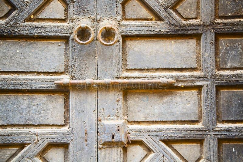 de kloppers van Marokko binnen stock foto's