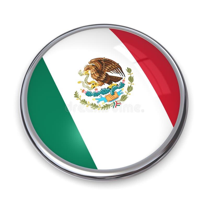 De Knoop Mexico van de banner