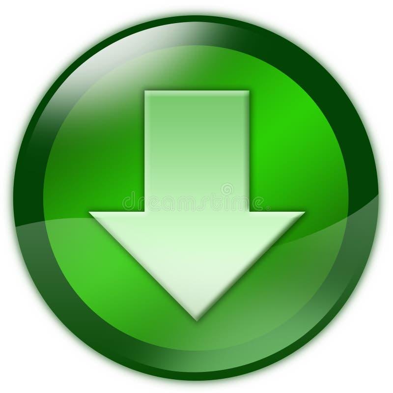 De knoop van de download royalty-vrije illustratie