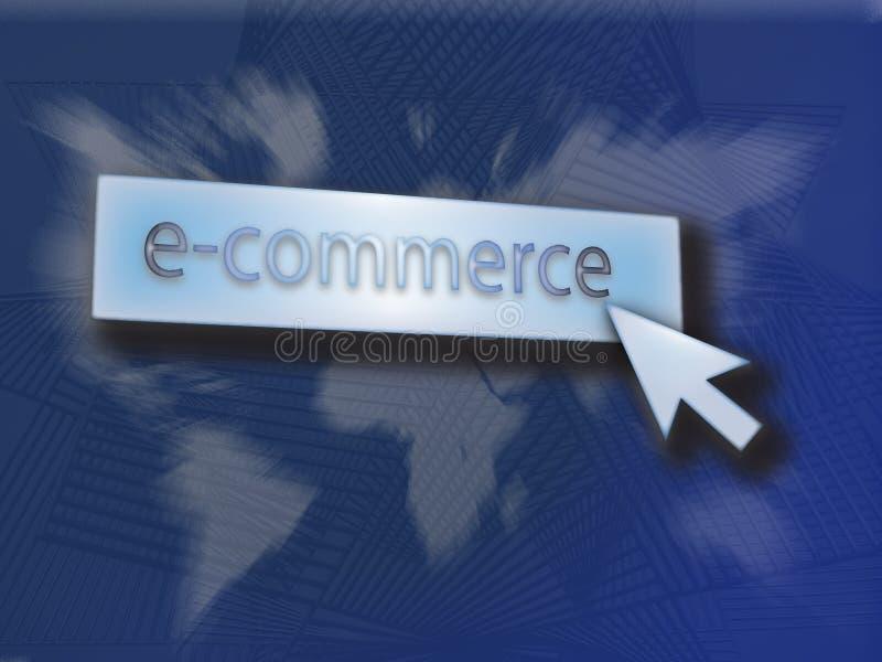 De knoop van de elektronische handel