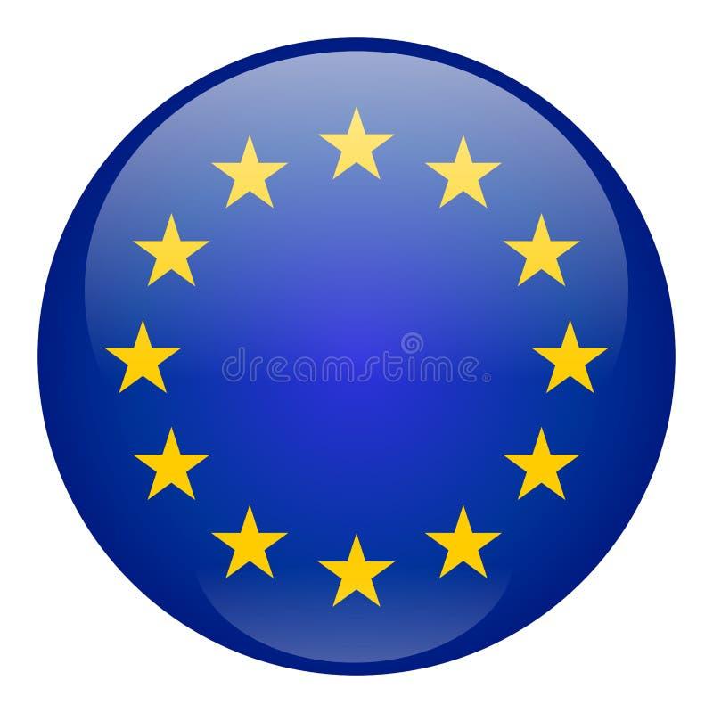 De Knoop van de Europese Unie royalty-vrije illustratie