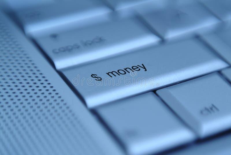 De Knoop van het geld royalty-vrije stock foto's