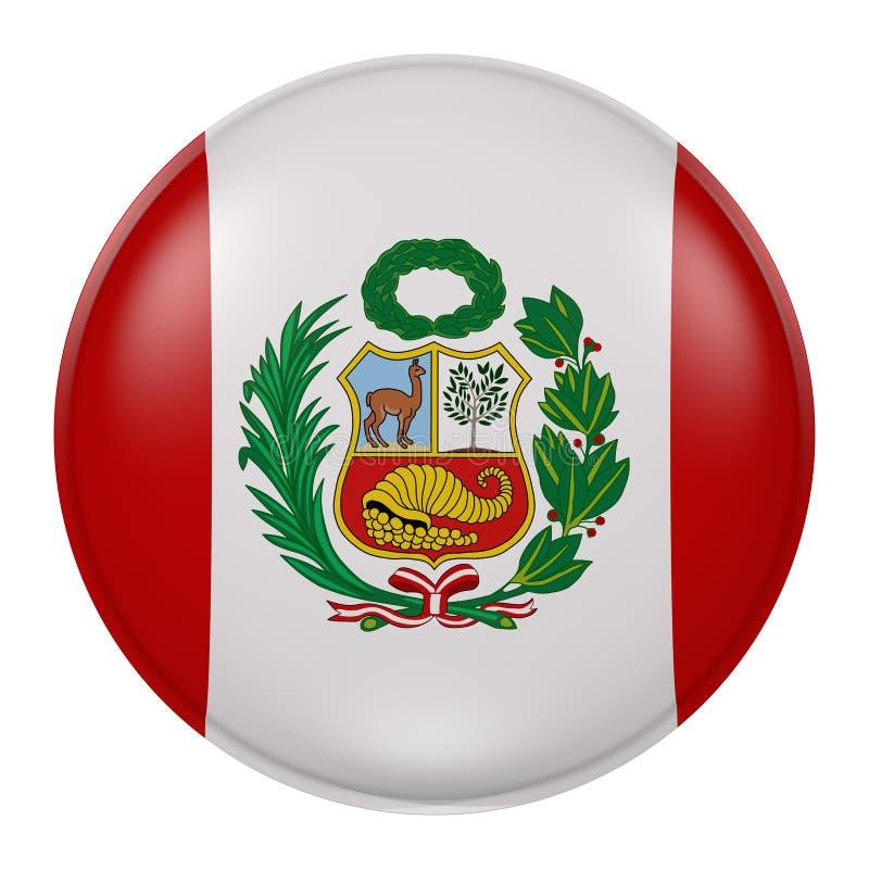 De knoop van Peru royalty-vrije illustratie