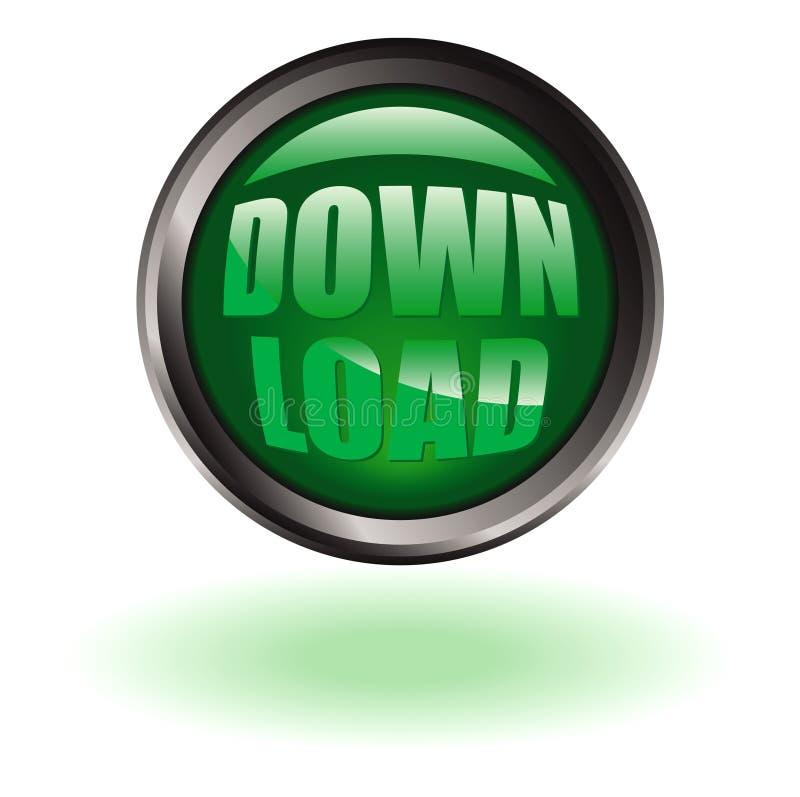 De knoopronde van de download stock illustratie