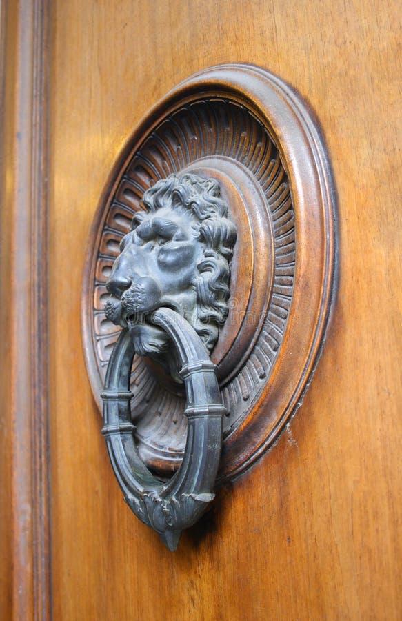 De knop van deuren #4 stock afbeeldingen
