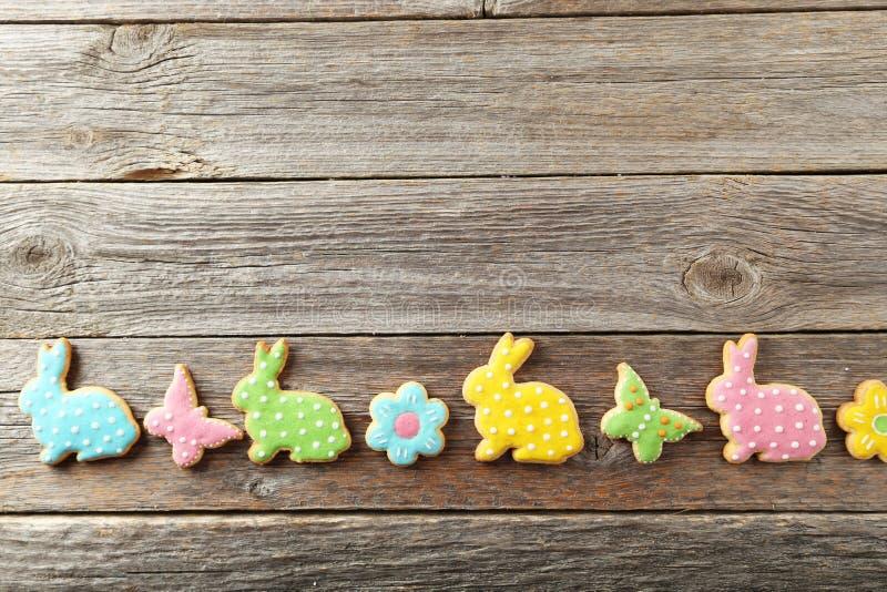 De koekjes van Pasen royalty-vrije stock fotografie