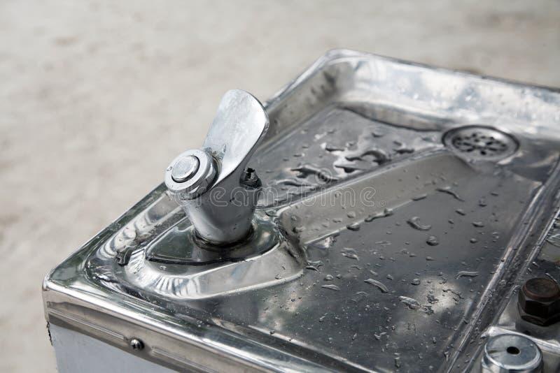 De koeler van het water royalty-vrije stock foto's
