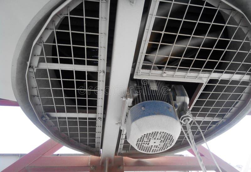 De koelers van de benzinelucht royalty-vrije stock foto