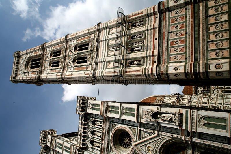 De koepel van Florence stock foto's