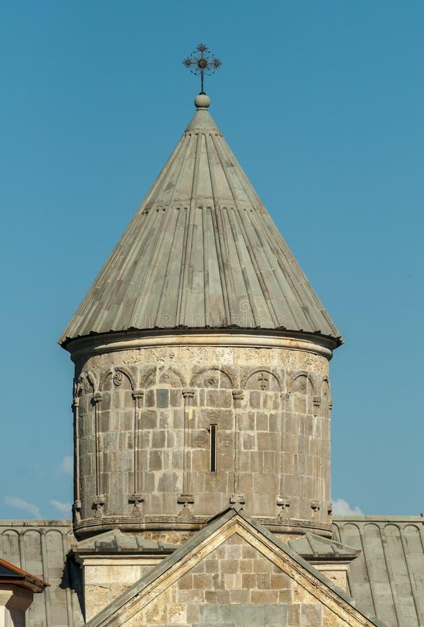 De koepel van Haghartsin-Klooster royalty-vrije stock afbeeldingen