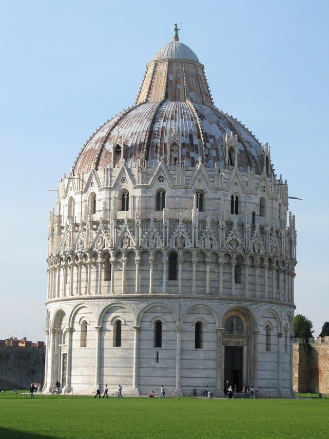 De koepel van Pisa royalty-vrije stock afbeeldingen