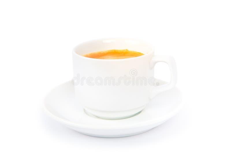 De koffie van de kop royalty-vrije stock fotografie