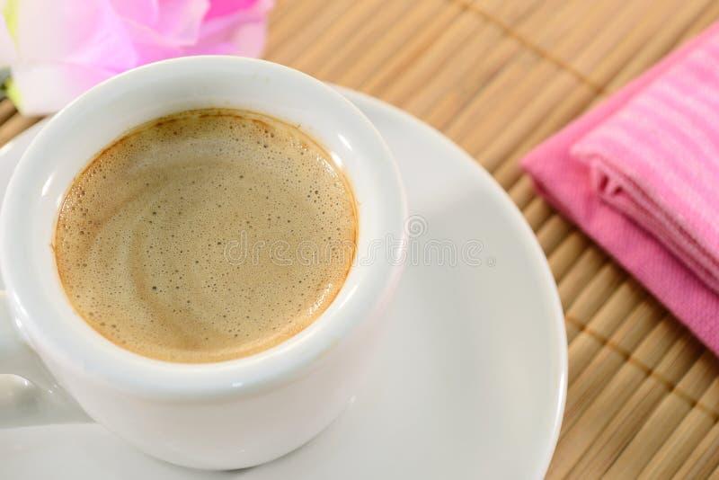 De koffie van de ochtend