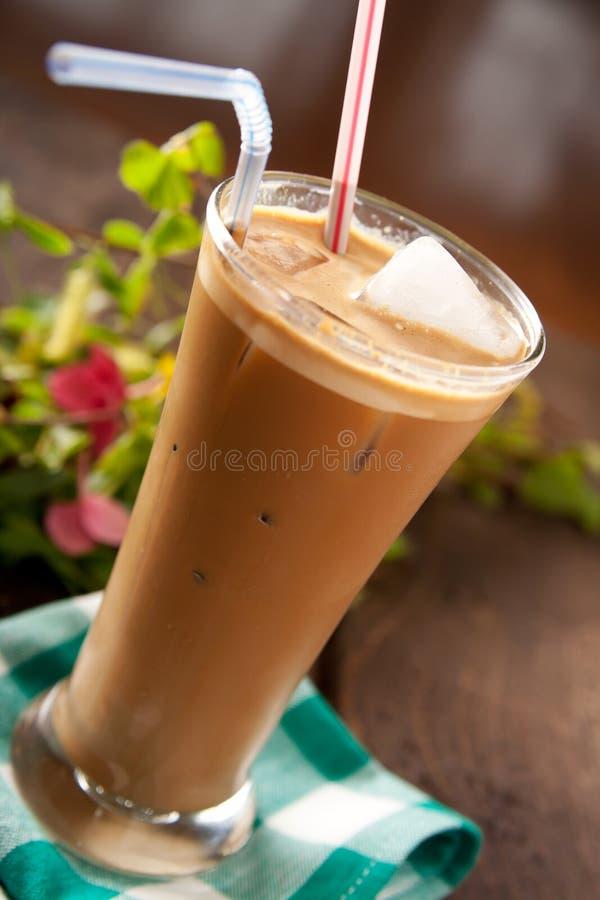 De koffie van Frappe royalty-vrije stock foto