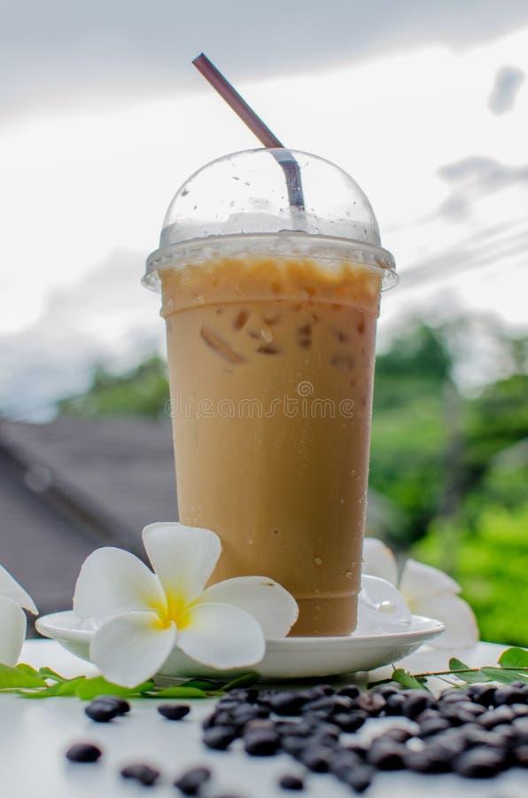 De koffie van het kopijs royalty-vrije stock afbeelding