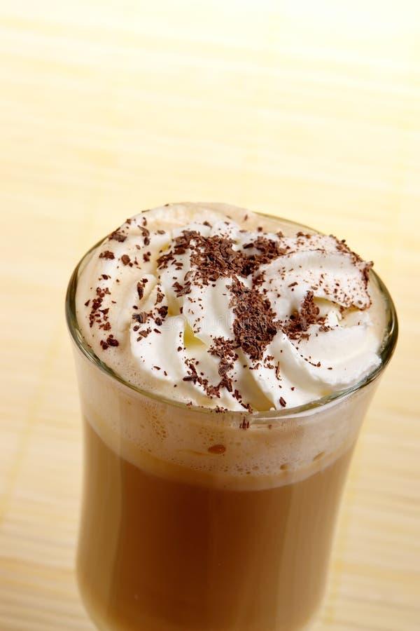 De koffie van Latte royalty-vrije stock foto