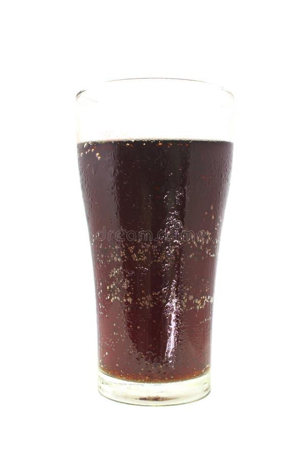 Download De kola van het glas stock foto. Afbeelding bestaande uit geïsoleerd - 29511686