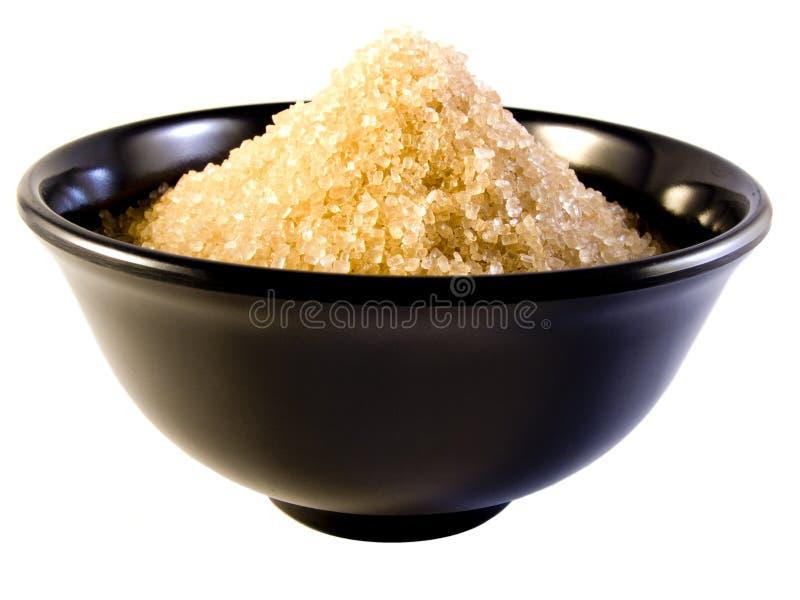 De Kom van de suiker stock foto's