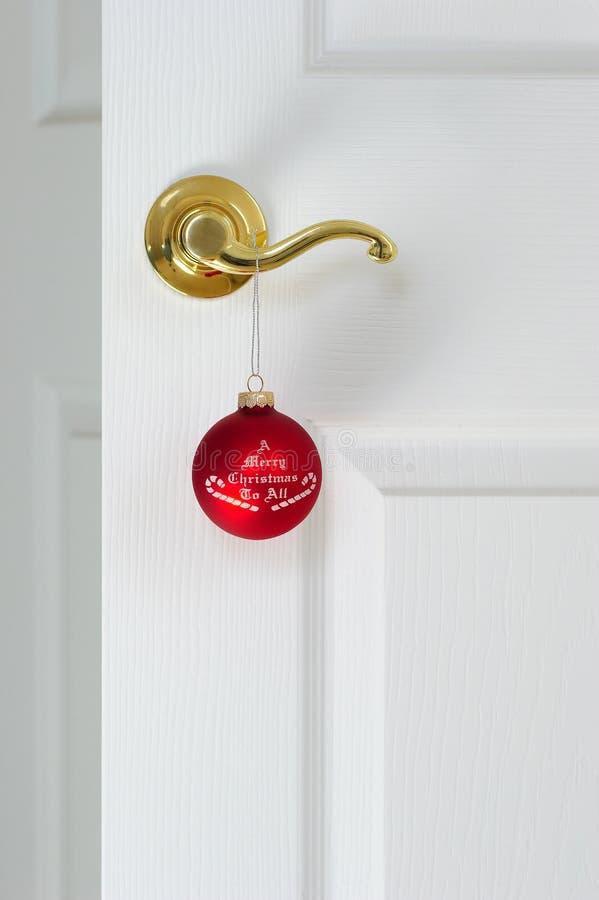 De komst van Kerstmis royalty-vrije stock fotografie