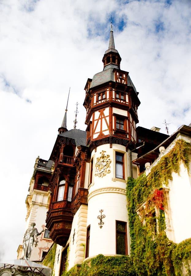 De Koning Carol Palace van Roemenië stock fotografie