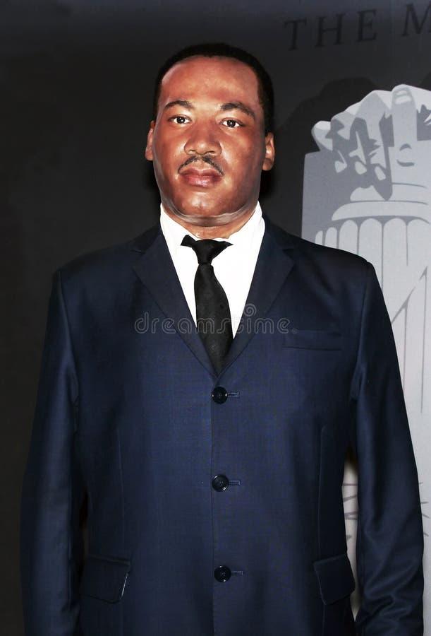 De koning JR van Martin Luther royalty-vrije stock afbeeldingen