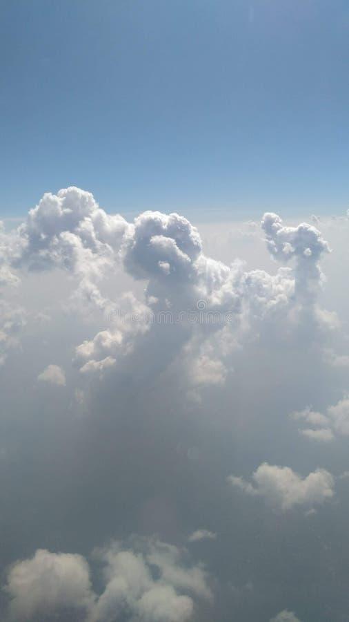 De koning van hemel stock afbeelding