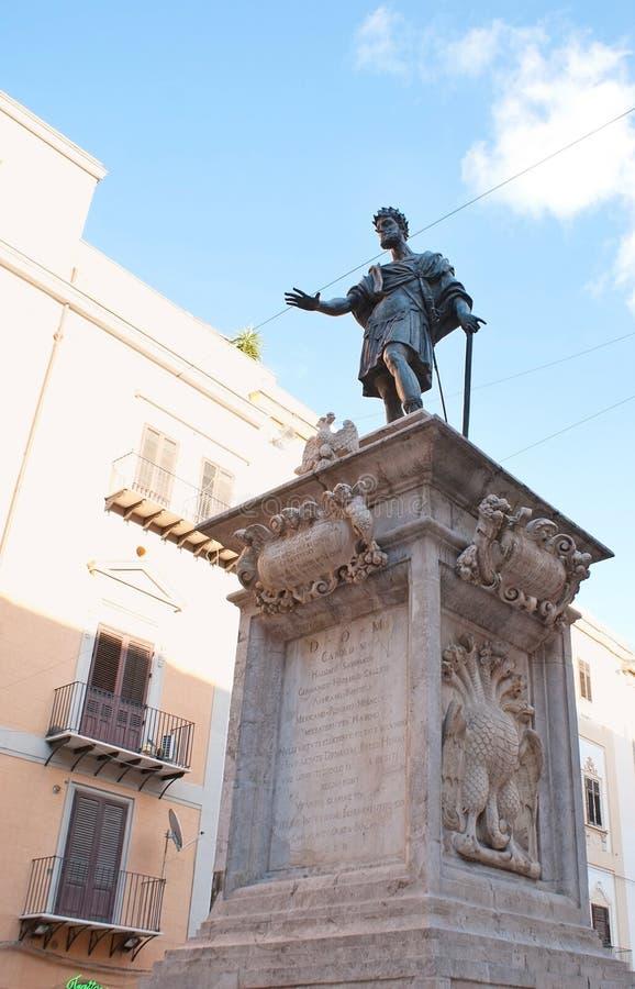 De Koning van Sicilië stock fotografie