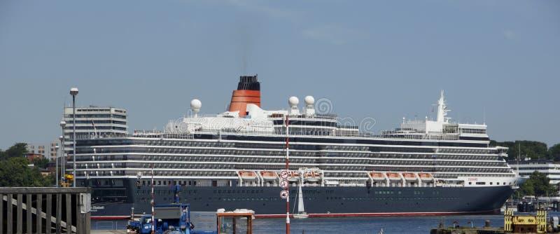 De koningin in Kiel royalty-vrije stock fotografie