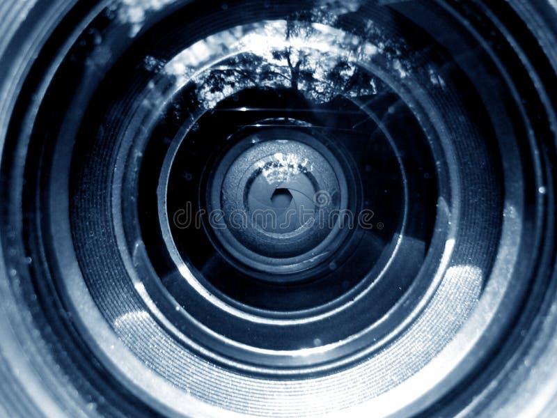 De Koorts van de lens stock afbeelding