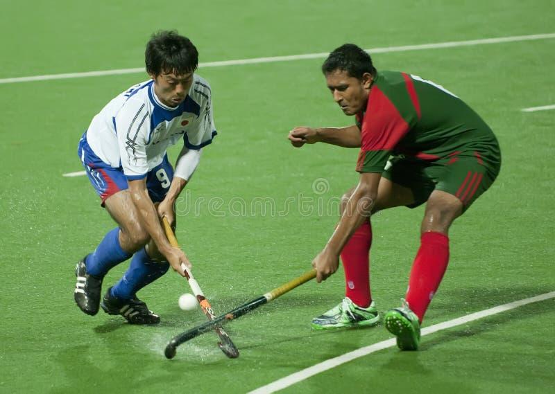 de Kop 2009 Japan van Azië van 8ste Mensen versus Bangladesh royalty-vrije stock afbeelding