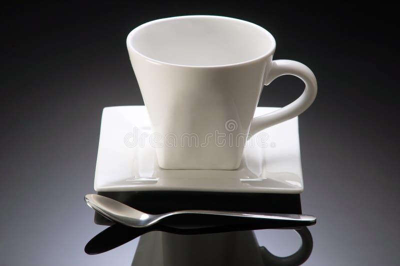 De kop van de koffie stock foto's