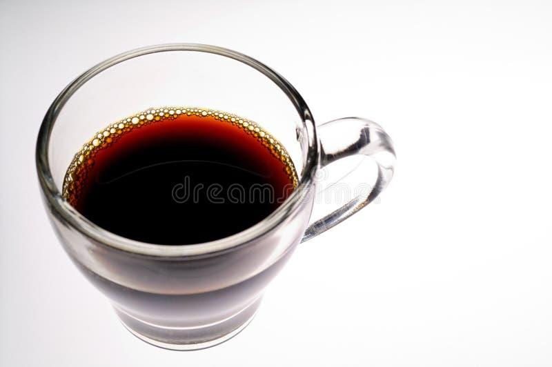 De kop van de koffie - kop van koffie stock afbeeldingen