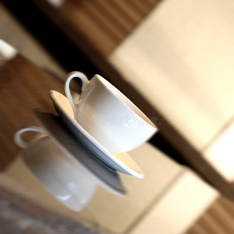 De kop van de thee royalty-vrije stock fotografie