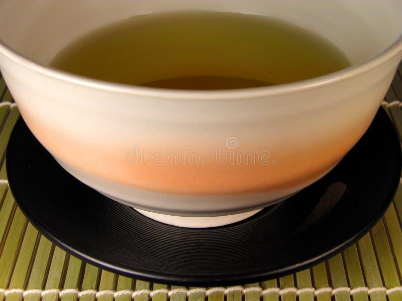 De kop van de thee royalty-vrije stock foto