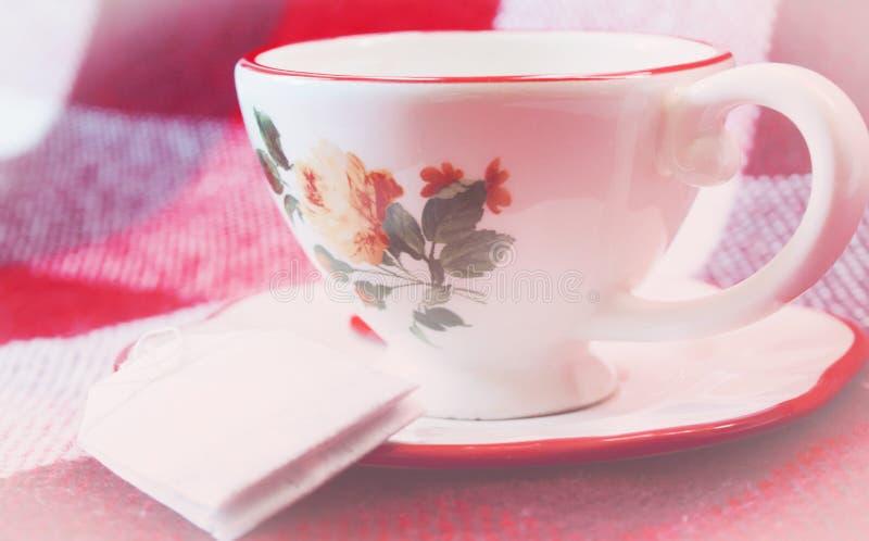 De kop van de thee royalty-vrije stock foto's