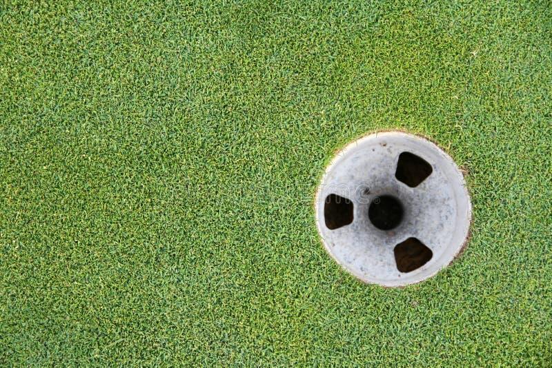 De Kop van het golf stock afbeelding