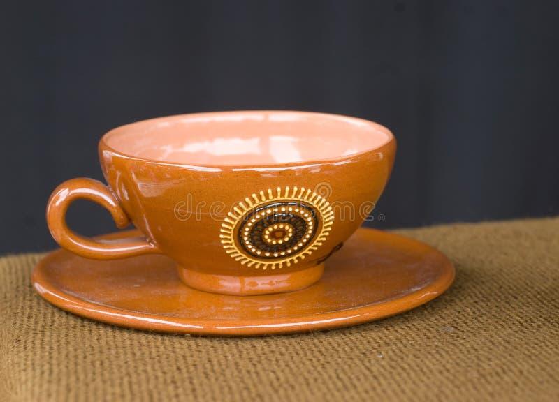 De koppen van de koffie royalty-vrije stock foto's